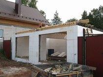 Строительство гаражей под ключ. Салаватские строители.