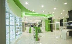 Отделка аптек в Салавате