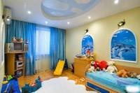 Отделка детской комнаты в Салавате