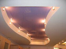 Ремонт и отделка потолков в Салавате. Натяжные потолки, пластиковые потолки, навесные потолки, потолки из гипсокартона монтаж