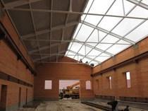 Строительство складов в Салавате и пригороде, строительство складов под ключ г.Салават