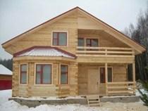 Строительство домов из бруса в Салавате. Нами выполняется строительство домов из бруса, бревен в городе Салават и пригороде